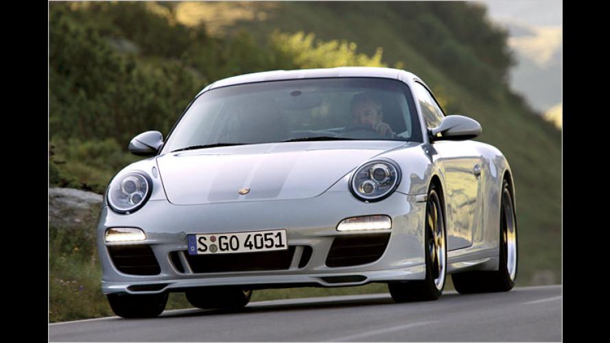 Exklusives Sammler-Modell: Porsche 911 Sport Classic