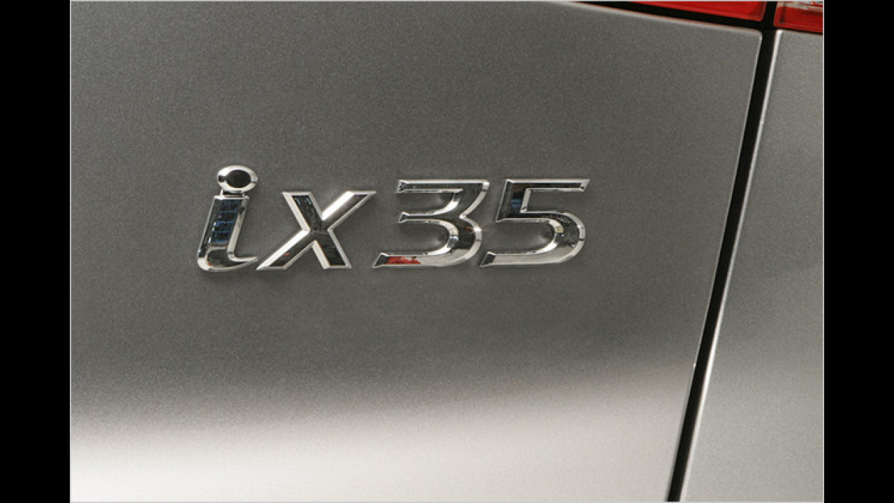 Hyundai ix35 auf der IAA