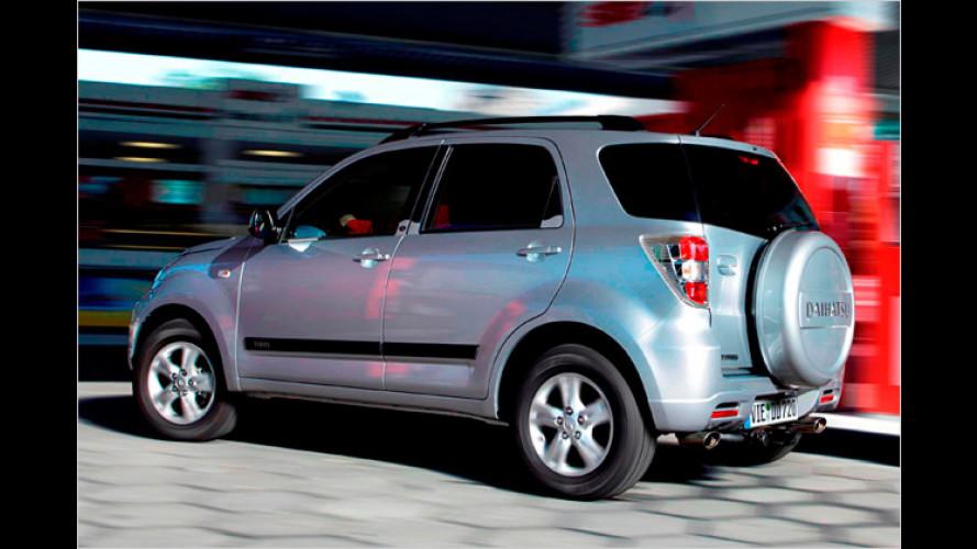 Ab Werk oder zum Nachrüsten: Autogas im Daihatsu Terios
