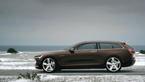 Volvo Concept Estate leaked photo