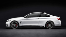 BMW 4-Series Coupe with M Performance Parts 14.8.2013