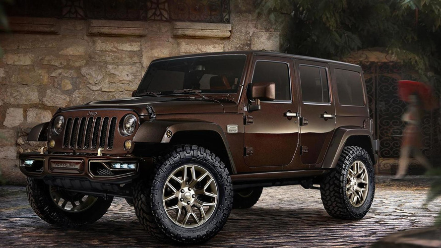 Jeep says lighter and thriftier 2018 Wrangler will have its own platform