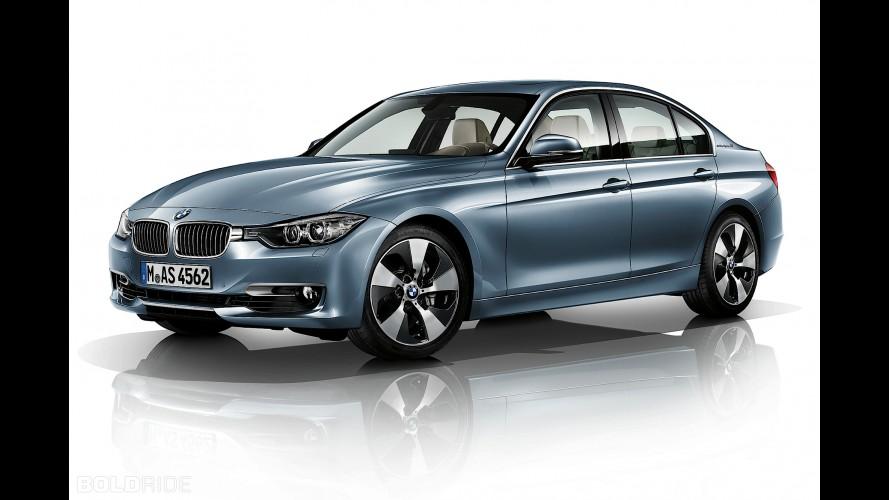 BMW 3-Series ActiveHybrid