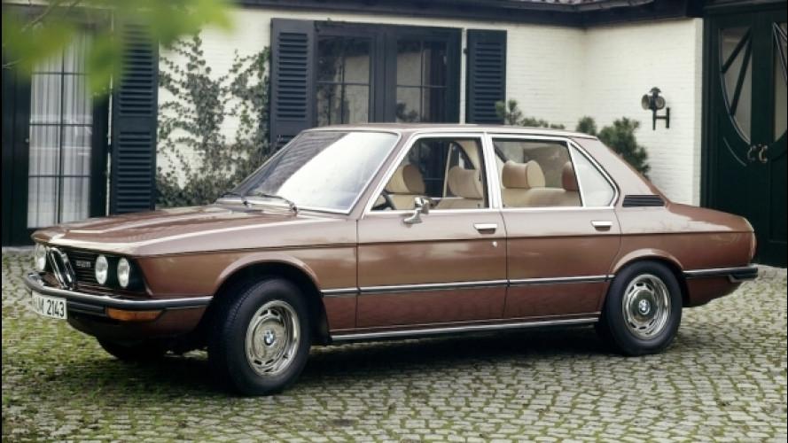 BMW Serie 5, evoluzione di un classico