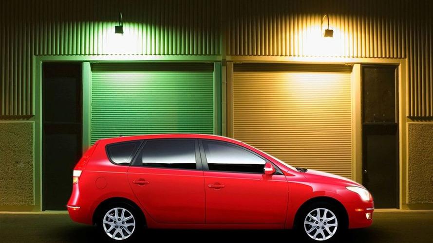 Hyundai Elantra Touring Production Model Unveiled in Montreal