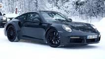 Porsche 911 Turbo casus fotoğraf