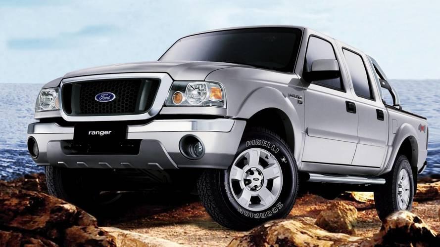 Ford convoca 35 mil unidades da Ranger para reparar airbags mortais