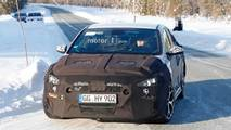 Hyundai i30 N Fastback spy photo
