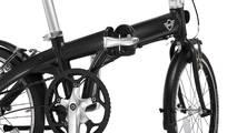 Mini folding bike