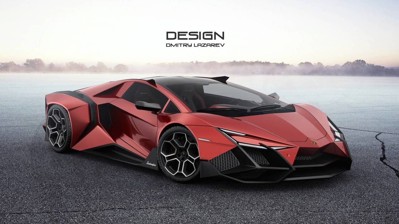 Lamborghini Forsennato Hypercar Is Edgy Even By Italian Standards