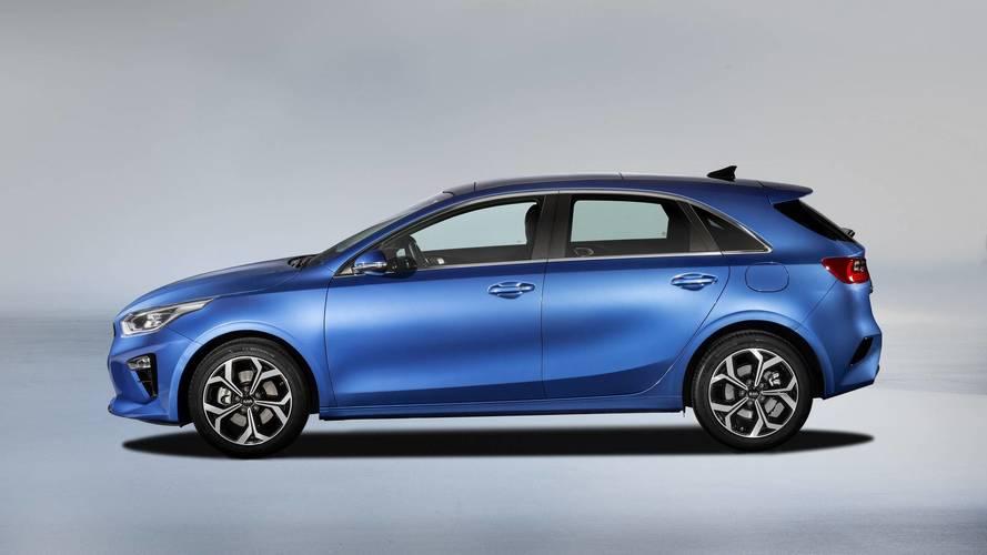 Nouvelle Kia Ceed - Bientôt avec de l'hybride