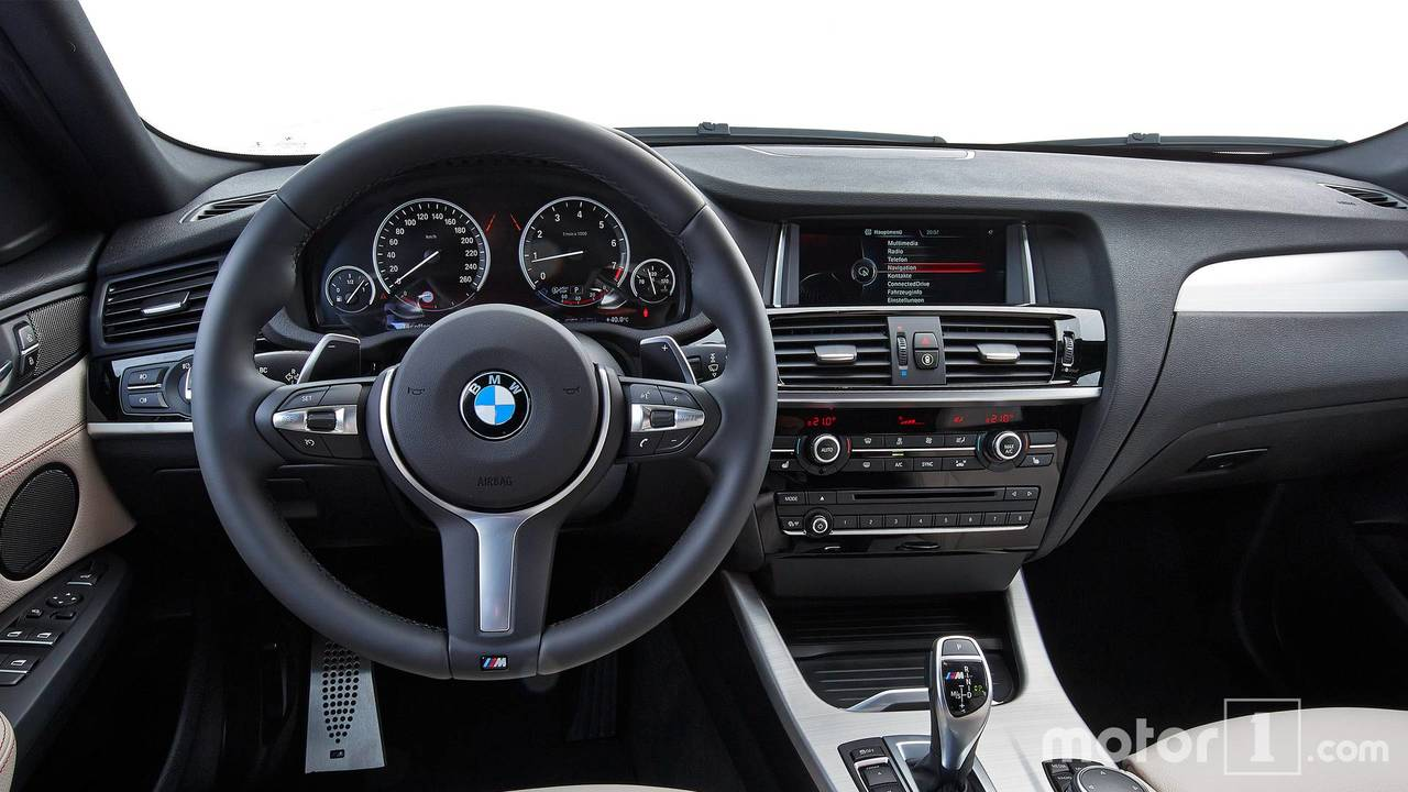 2019 bmw x4 see the changes side by side for Bmw x4 interior