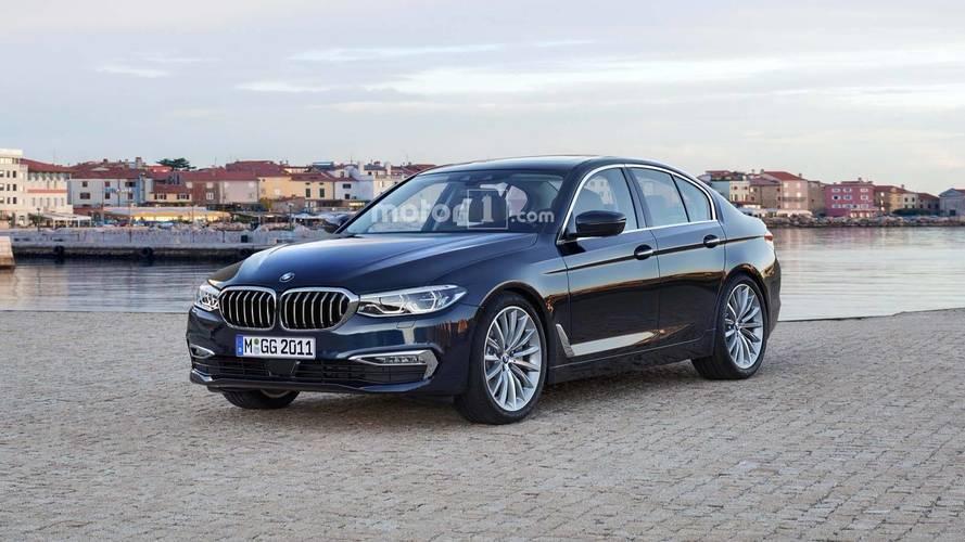Next-Gen BMW 3 Series Renders Show How The New Sedan Might Look