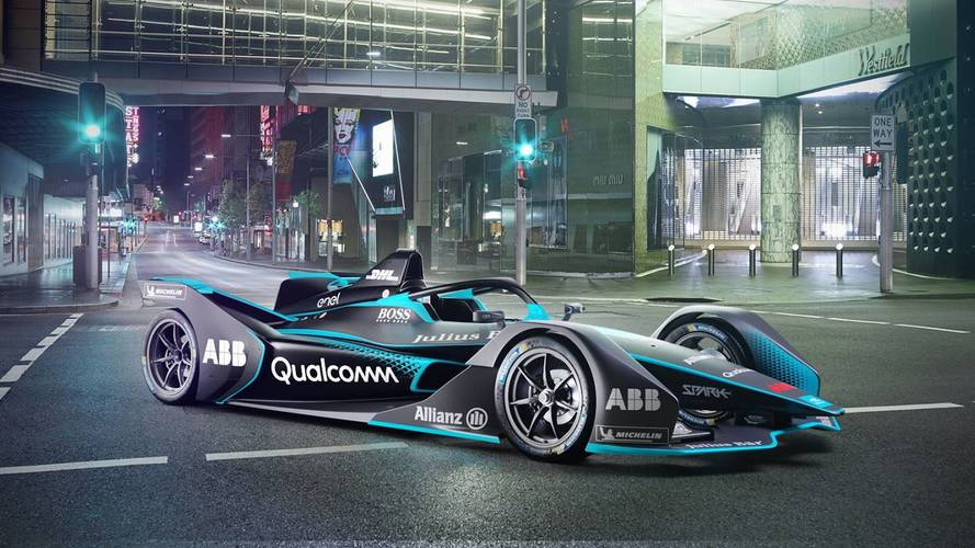Electric racing cars finally look like the future