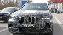 2019 BMW X5 M yeni casus fotoğraflar