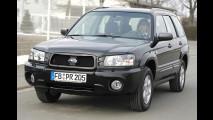 Subaru: Attraktive Sondermodelle als Jubiläumspräsente