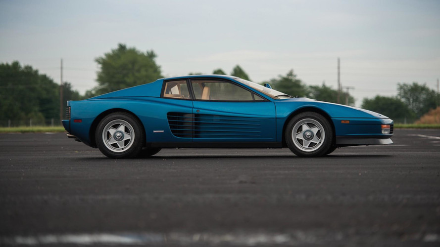 Ferrari Loses Testarossa Trademark In Germany To Toy Company