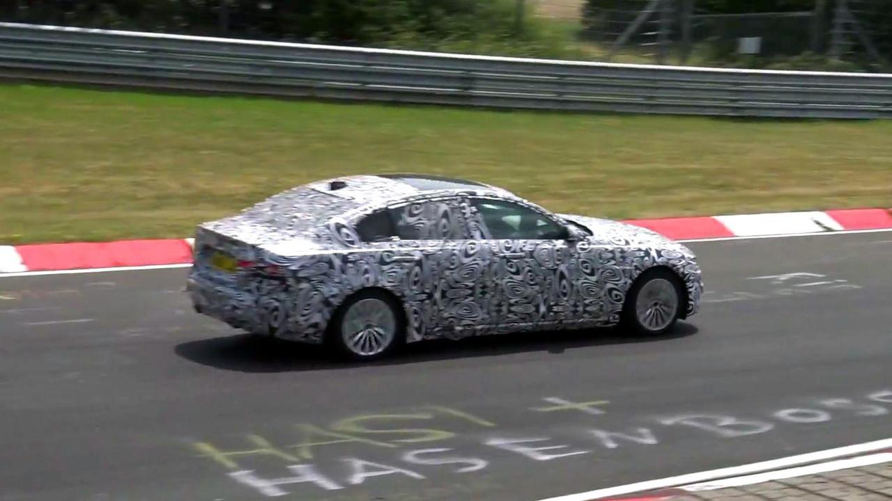 2018 Jaguar XEL casus fotoğraflar