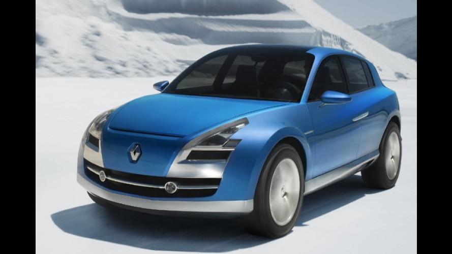 Studie Egeus: Renault streckt Hand nach SUV-Kunden aus