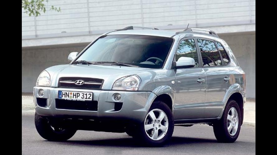 Hyundai Tucson: Preise steigen um 300 bis 600 Euro