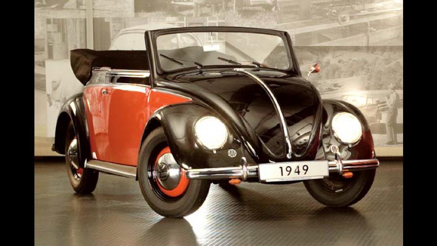 VW Käfer Cabriolet: Krabbel-Kult und kein Ende