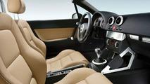 Advance Paket Lifestyle für den Audi TT Roadster