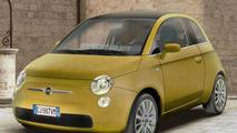 New Fiat 500 - Artist Impression