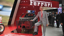 Ferrari F70 chassis revealed, to be 20 percent lighter [videos]