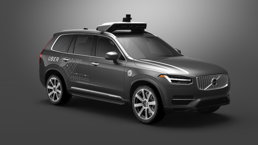 Volvo to build autonomous cars for Uber