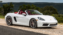 2017 Porsche 718 Boxster S: Review