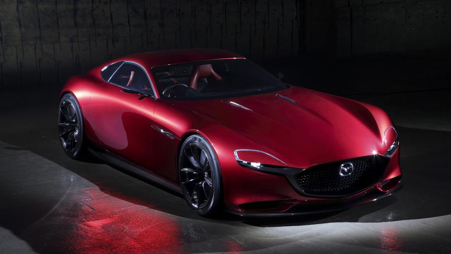Mazda RX, hâlâ Wankel'in
