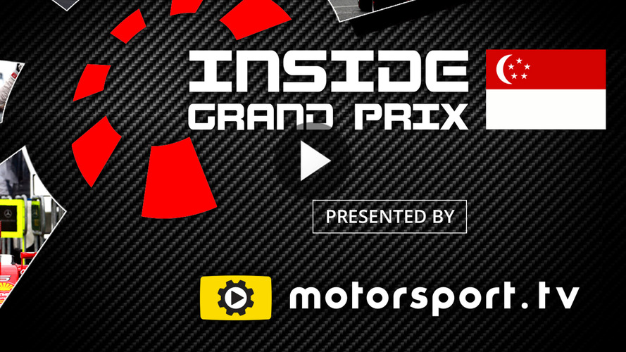 Inside Grand Prix 2016: Singapore - Part 1 & 2