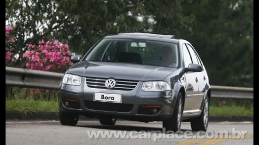 VW Bora 2.0 Total Flex 2009 chega às lojas com preço inicial de R$ 53.990