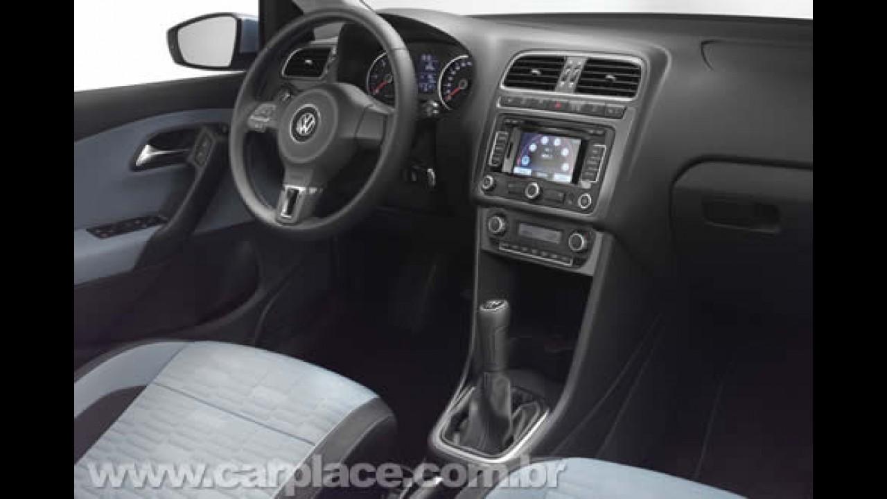 VW mostra Novo Polo Bluemotion na Europa - Consumo é de 30 km por litro