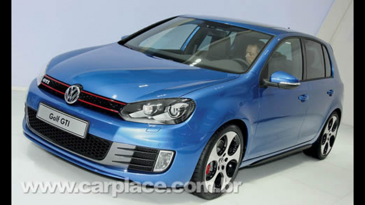 novo vw polo gti com motor 1 4 tsi de 180 cv chegar ao mercado em 2010. Black Bedroom Furniture Sets. Home Design Ideas