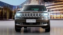 Jeep Grand Commander, il SUV 7 posti per la Cina