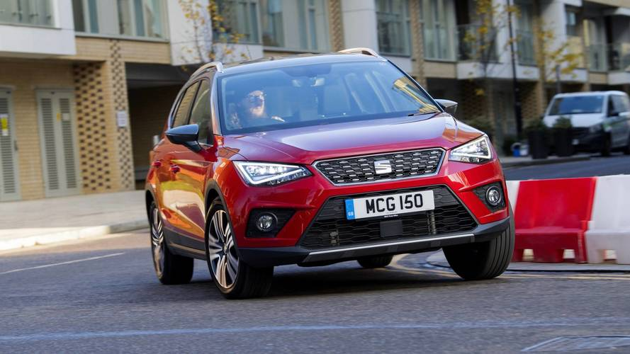2018 Seat Arona review: Form and function