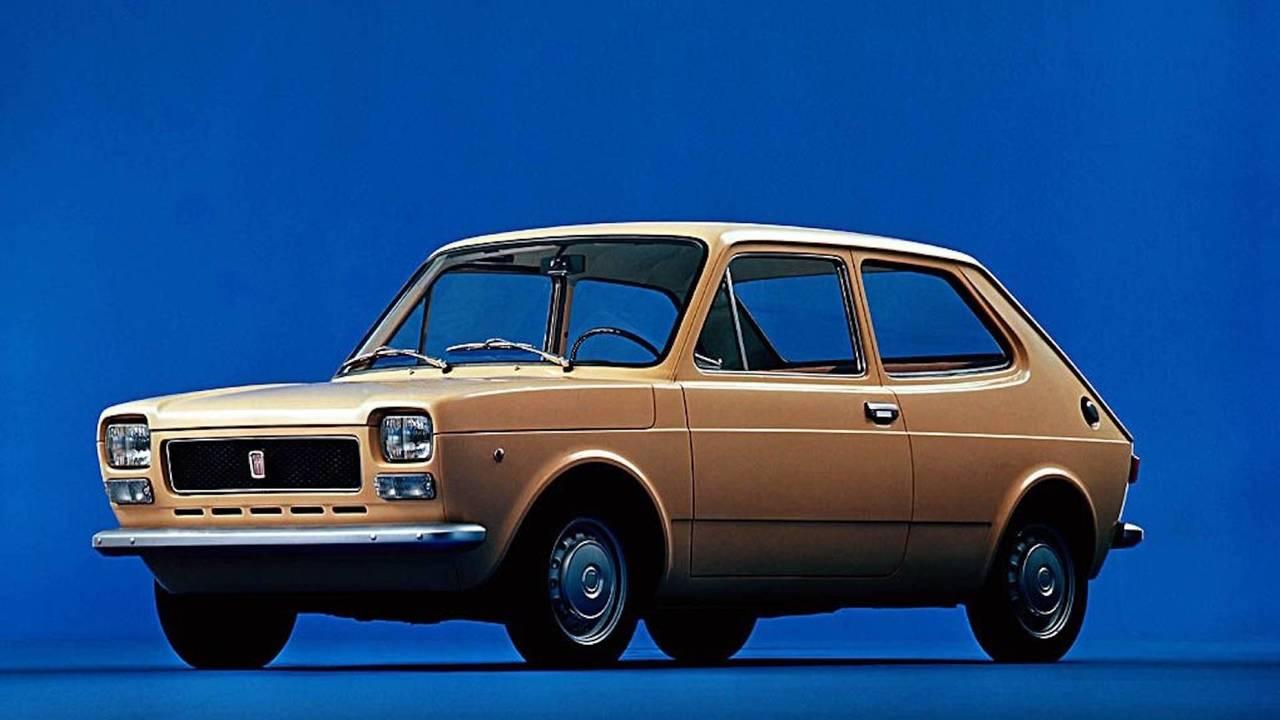 1972: Fiat 127