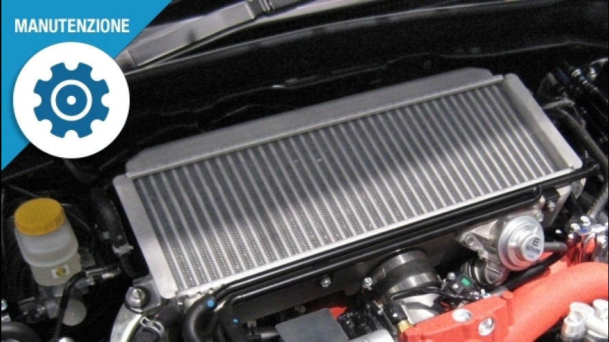 Radiatore dell'auto, come curarlo