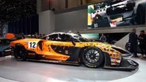 McLaren Senna GTR Concept (salón de Ginebra 2018)
