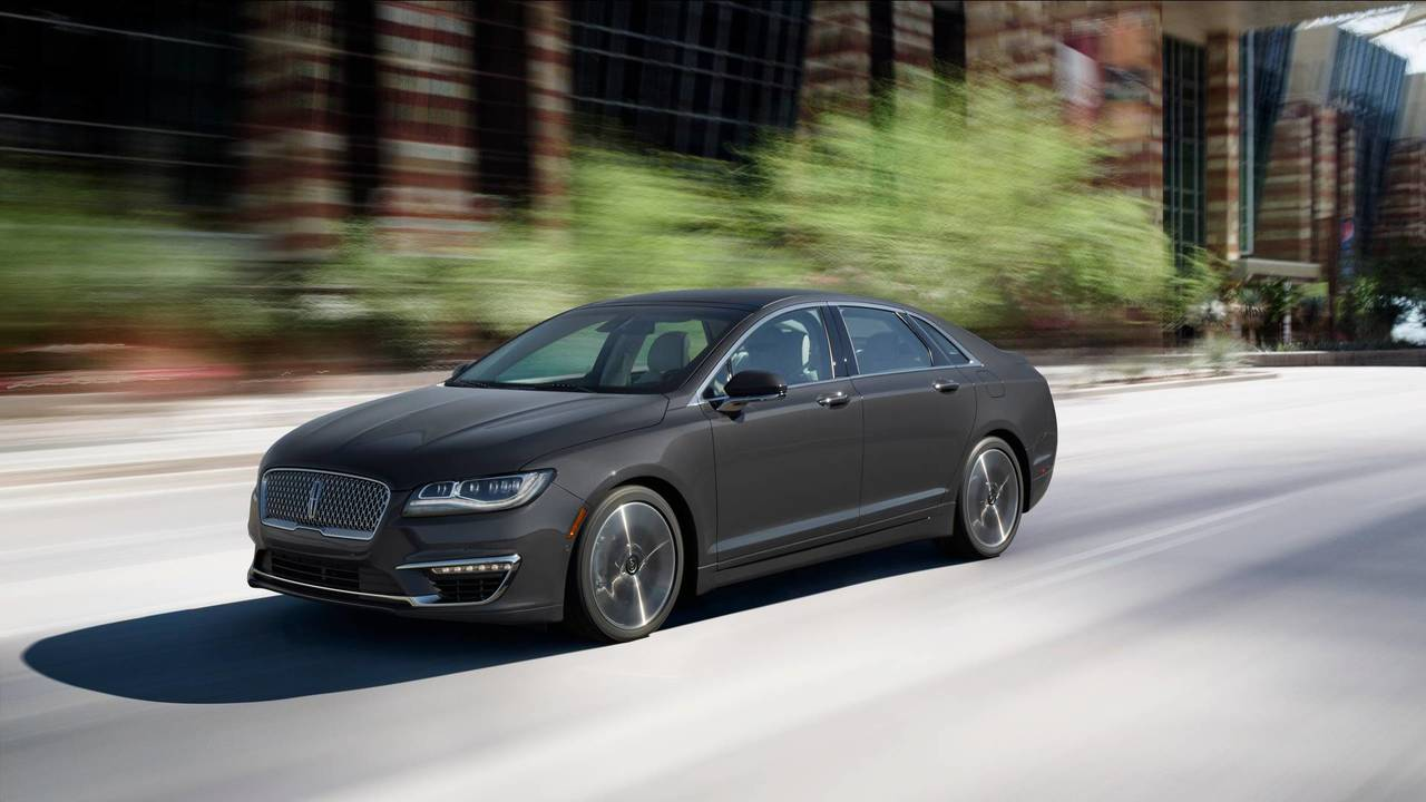 4. Lincoln MKZ