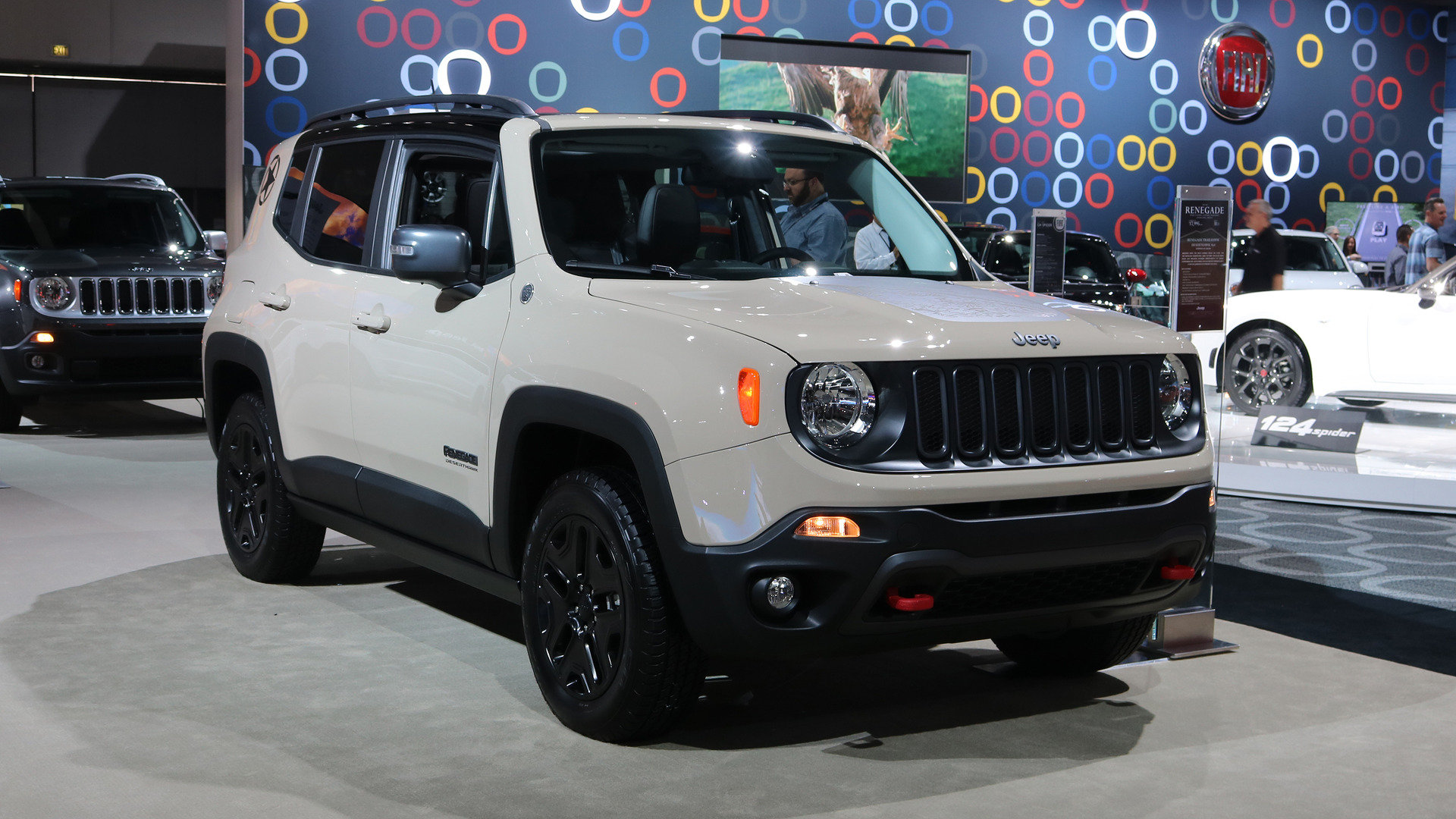 2017 jeep renegade deserthawk is yet another special edition crossover. Black Bedroom Furniture Sets. Home Design Ideas