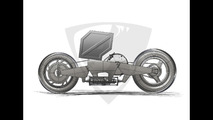 Fenris Motorcycles e-bike