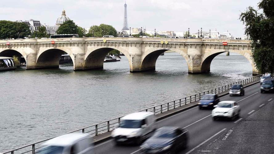 Une journée sans voiture à Paris le 1er octobre