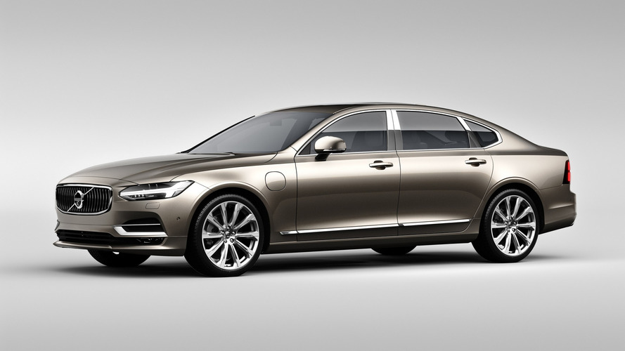 Volvo S90 Excellence, l'ultra-luxe pour la Chine
