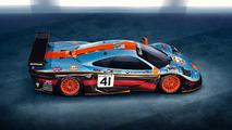 McLaren F1 GTR Longtail - 20R kodlu şasi