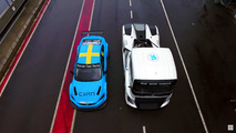 Volvo The Iron Knight races S60 Polestar TC1 video