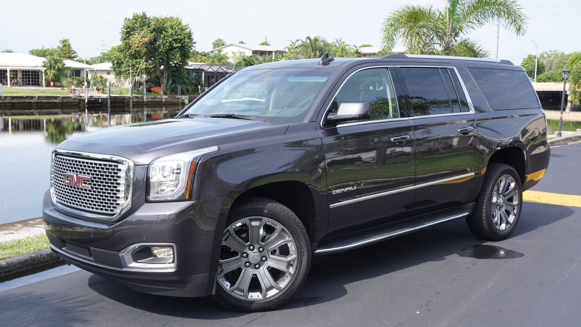 2016 gmc yukon xl denali review more of everything. Black Bedroom Furniture Sets. Home Design Ideas