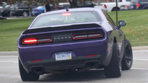 2017 Dodge Challenger ADR spy photos