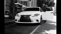 Lexus, edizione speciale Crafted Line